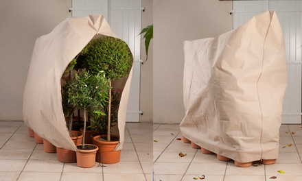 housse d 39 hivernage pour plante groupon shopping. Black Bedroom Furniture Sets. Home Design Ideas