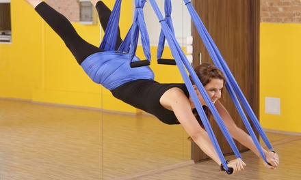 An Aerial Fitness Class at Kairos Fitness (65% Off)