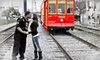 Davillier Photography & Graphics: Traditional or Engagement Photo Shoot from Davillier Photography & Graphics (Up to 66% Off). Three Options Available.