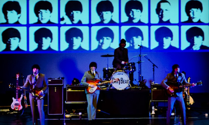 BritBeat - A Tribute to The Beatles - Sherman Hill: BritBeat – A Tribute to The Beatles at Hoyt Sherman Place on May 30 at 8 p.m. (Up to 51% Off)