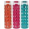 Ello Syndicate 20 Fl. Oz. Glass Water Bottles (2-Pack)