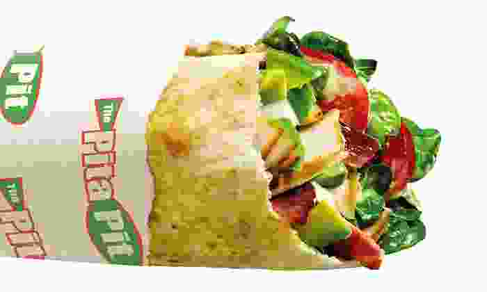 Pita Pit - Hoover: $11 for $20 Worth of Food and Drink at Pita Pit's Willow Street Location