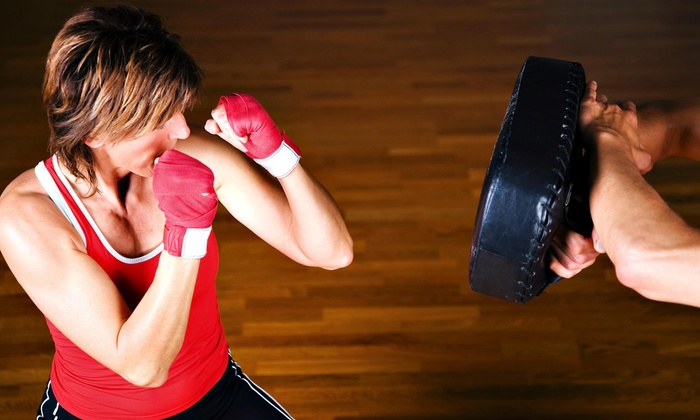 Punch It Up Boxing! - Punch It Up Boxing!: $105 for $350 Worth of Boxing Lessons — Punch It Up Boxing!