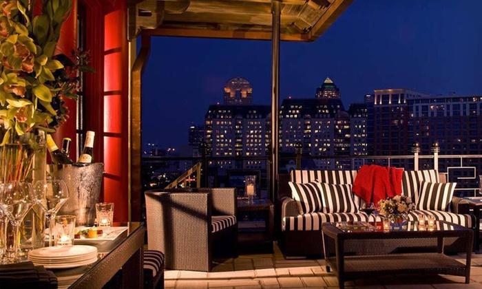The Stoneleigh Hotel & Spa - Dallas: One-Night Stay with Breakfast at The Stoneleigh Hotel & Spa in Dallas
