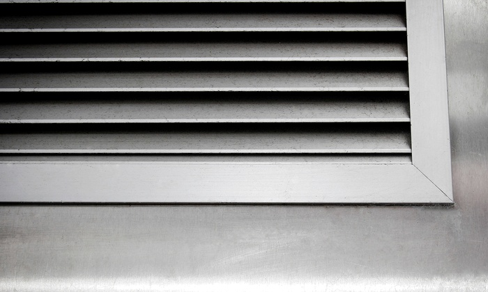 $39 for Vent Cleaning and Dryer-Vent Cleaning and System Inspection for Whole Home from Air Duct Busters( Value)