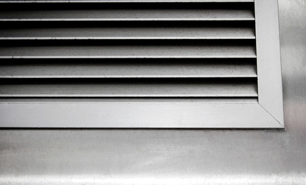 $39 for Vent Cleaning and Dryer-Vent Cleaning and System Inspection for Whole Home from Air Duct Busters ($189.99 Value)