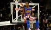 Harlem Globetrotters **NAT** - Honda Center: Harlem Globetrotters Game at the Honda Center on February 15, 2014, at 1 p.m. or 7 p.m. (Up to 41% Off)