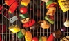 Fire Wire Flexible Grilling Skewers: Two-, Four-, or Six-Pack of Fire Wire Flexible Grilling Skewers (Up to 58% Off)