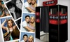 Stalnaker's Photo Studio: $349 for Four-Hour Photo-Booth Rental with Unlimited Photo Strips and Image CD from Stalnakers Photo Studio ($795 Value)