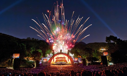 Los Angeles Philharmonic at the Hollywood Bowl, September 2–11 (Up to 56% Off)