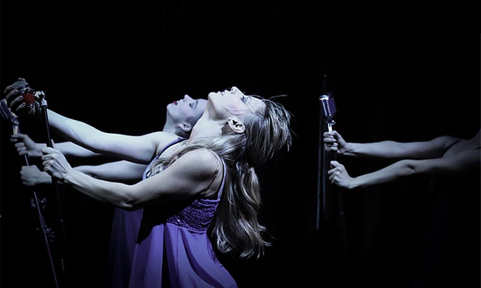 Heartbeat: A Modern Dance Rock Concert - Oberon: Heartbeat: A Modern Dance Rock Concert at Oberon on September 26 or 28 (Up to 52% Off)