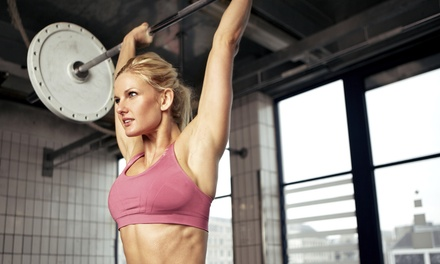 $69 for One Month of CrossFit Classes with Three Per Week at CrossFit FCH ($139 Value)