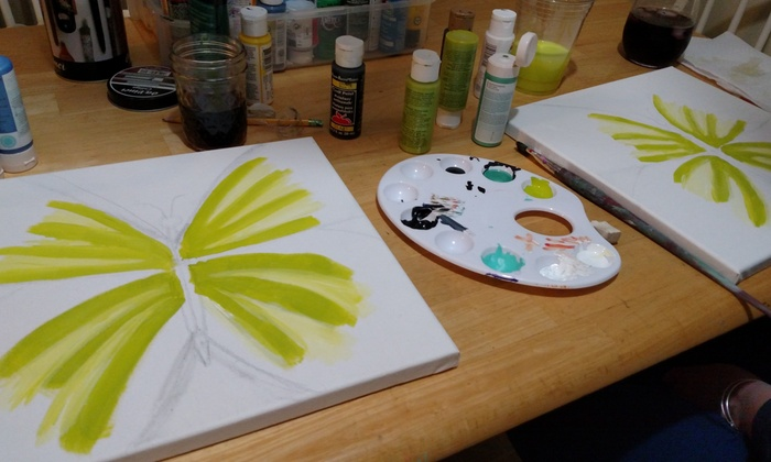Paintability Events - Boston: $17 for $30 Groupon — Paintability Events
