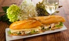 The Cheese Course - Multiple Locations: Bistro Cuisine or Catering at The Cheese Course (Up to 45% Off)