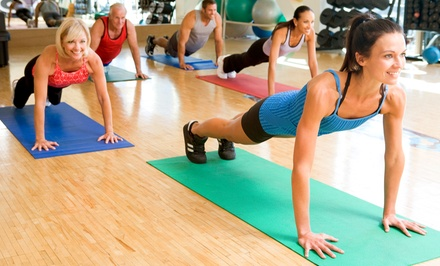Fitness and Conditioning Classes at Julia's Academy of Dance (65% Off)