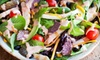 Ladle & Leaf - Multiple Locations: $5 for $10 Worth of Organic Salads, Soup, and Sandwiches at San Francisco Soup Company