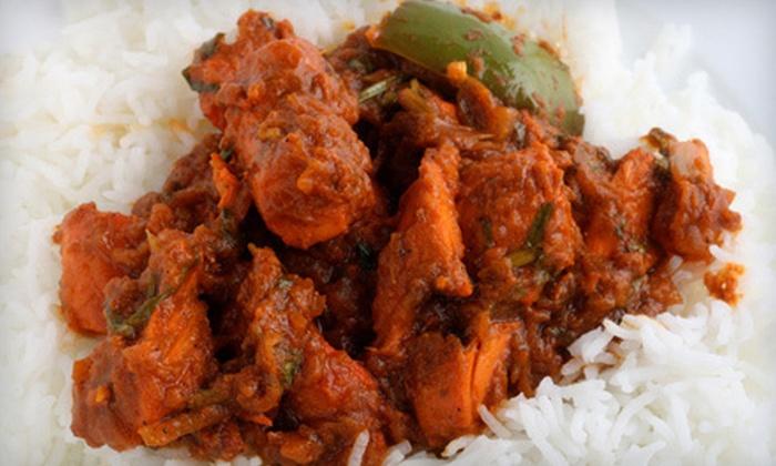 Imli Cafe - North Williamsburg - North Side,North Side,Williamsburg: $25 Worth of Indian Food
