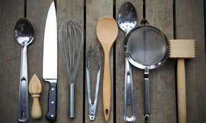 Chef Central: Kitchen Supplies at Chef Central (Up to 42% Off). Two Options Available.