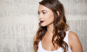 Madame butterfly hair and beauty Ltd: Wash, Cut, Restyle and Blow-Dry with Optional Half Head Highlights at Madame Butterfly Hair and Beauty (Up to 72% Off)