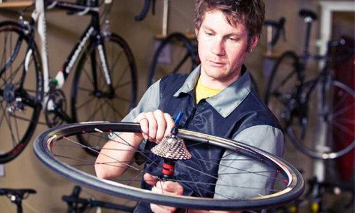 Tri Sport Bicycles - Woodward Park: $22 for a Basic Bicycle Tune-Up at Tri Sport Bicycles ($45 Value)