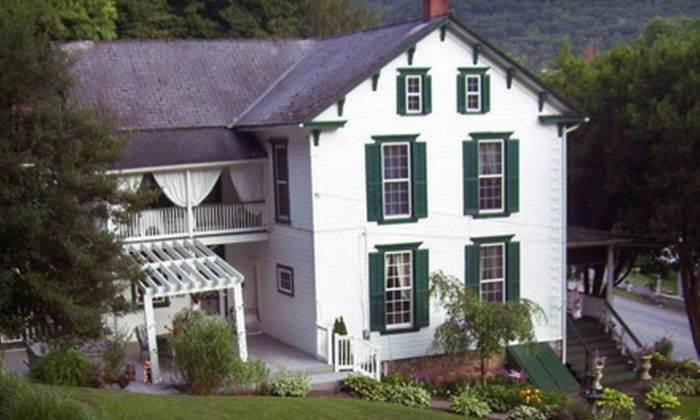The Briar Rose Bed and Breakfast - The Briar Rose Bed and Breakfast Inn: $99 for a One-Night Stay for Two at The Briar Rose Bed and Breakfast ($210 Value)