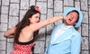 Maple Leaf Photobooths - Los Angeles: Two- or Four-Hour Photo-Booth Rental from Maple Leaf Photobooths (Up to 55%Off)