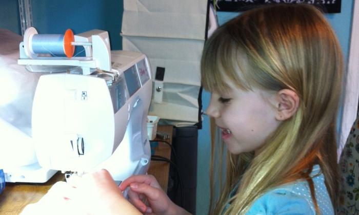 Abby's Attic Sewing & Craft Studio - Far West Side: One-Hour Sewing Class at Abby's Attic Sewing & Craft Studio (40% Off)