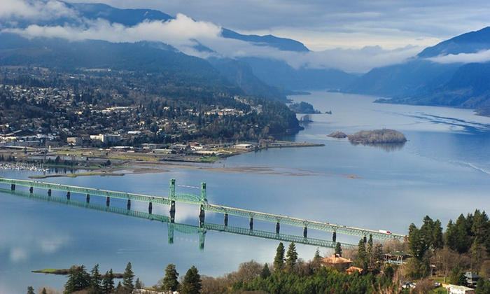 Columbia Gorge Hotel - Boring: $279 for a Two-Night Stay in a River View Room at the Columbia Gorge Hotel in Northwest Oregon (Up to $488 Value)