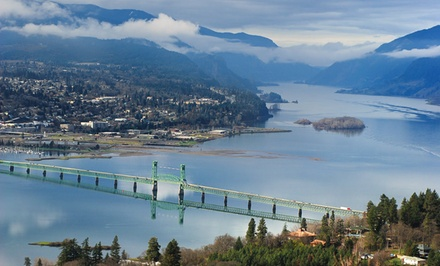 Two-Night Stay for Two in a River View Room, Valid SundayFriday  - Columbia Gorge Hotel in Hood River