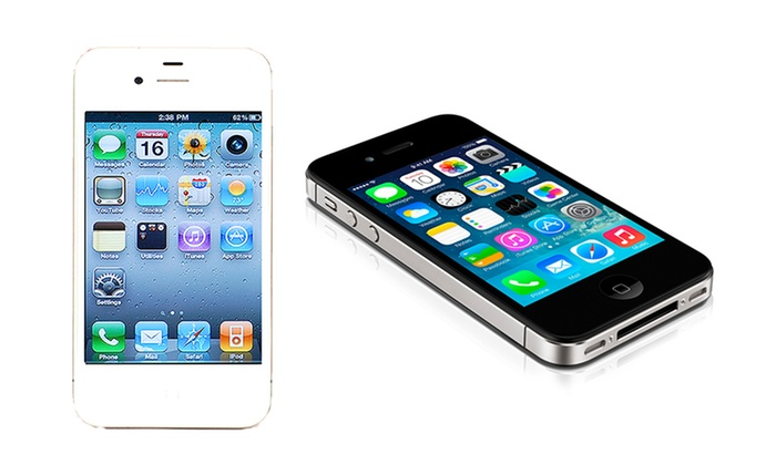 Apple 8GB iPhone 4 for Verizon and Page Plus: Apple 8GB iPhone 4 for Verizon and Page Plus (Refurbished)