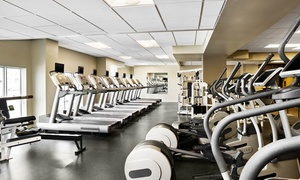 Omni Providence Capital Club Fitness Center: One- or Three-Month Gym Membership with Fitness Evaluation at Omni Providence Capital Club Fitness Center (Up to 82% Off)