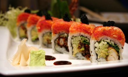 $10 for $20 Worth of Sushi and Pan-Asian Food at Ku's Sushi
