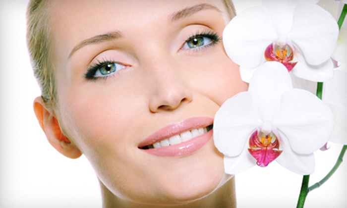 A New You Salon and Spa - River Road: Spa Package with Two Facials and a Body Wrap, or One Facial or Body Wrap at A New You Salon and Spa (Up to 68% Off)