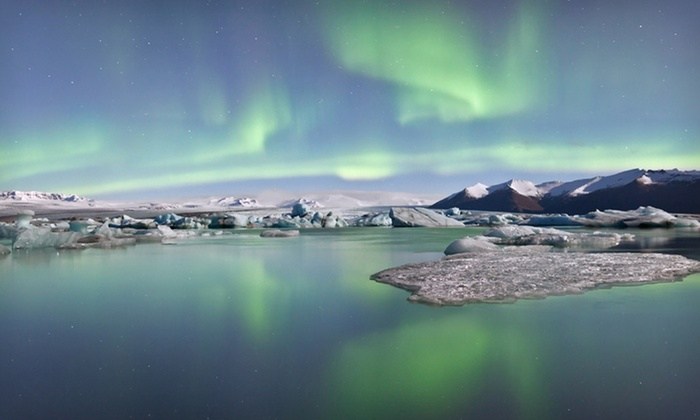 Iceland Vacation with Round-Trip Airfare - Reykjavik: Four-Day Iceland Vacation with Round-Trip Airfare, Shuttles, and Tours from Iceland Travel