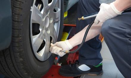 $39 for a Summer Car-Care Package with Oil Change and Inspection at Fountain Tire ($85 Value)