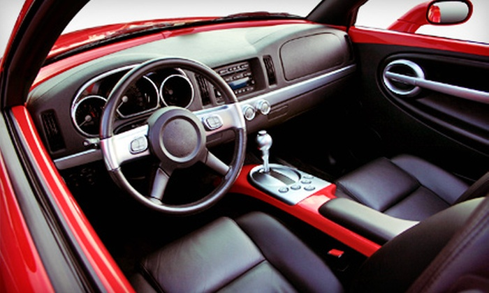 JLH Detail - Rocklin: Interior and Exterior Detail for a Car or SUV at JLH Detail (56% Off)