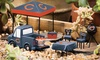 Chicago Bears Mini-Tailgate Set: Chicago Bears Mini-Tailgate Set