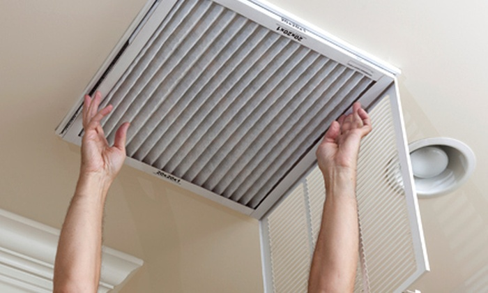 Mr. Vent - Central Jersey: Whole-House Air-Duct Cleaning with Optional Dryer-Vent Cleaning from Mr. Vent (Up to 86% Off)