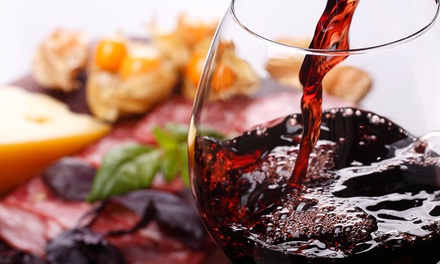 Home Wine Tasting Class For Four