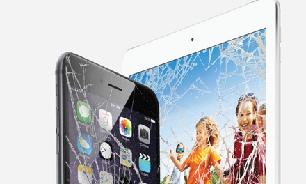 Smartphone and Tablet Repairs at Cellairis (Up to 67% Off). Seven Options Available.