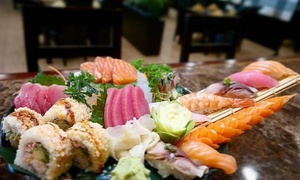 Sushi Maru: Up to AED 300 to Spend on Sushi and House Beverages at Sushi Maru (Up to 50% Off)