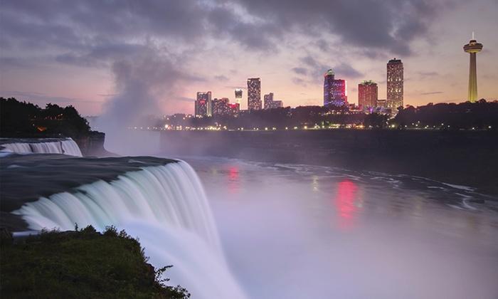 Niagara Falls Getaway for Families or Couples