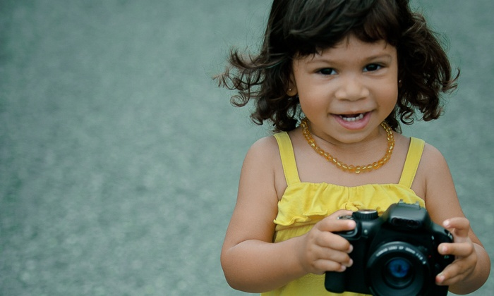 DSLR Workshops - Multiple Locations: Beginners' DSLR-Camera Workshop for One or Two from DSLR Workshops by Okello Dunkley (Up to 52% Off)