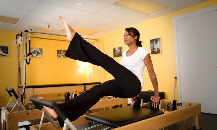Janae Luxe Pilates Studio - East Village: Four Weeks of Pilates Reformer Classes at Janae Luxe Pilates Studio (65% Off)