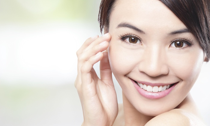 5-5 Brows - Phoenix: 60-Minute Spa Package with Facial at 5-5 Brows (56% Off)