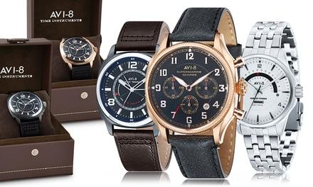 AVI-8 Men's Watches From $59.99–$84.99