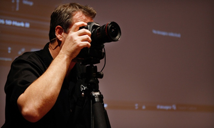 McKay Photography Academy - Bluemont: Digital Photography or Photoshop Course from McKay Photography Academy (Up to 88% Off). Three Options Available.