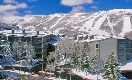 2- or 3-Night Stay with a Bottle of Wine at All Seasons Resort Lodging in Park City, UT