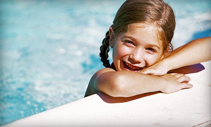 Shipman Swim School - Hillsdale: Four Group or Private Swim Lessons at Shipman Swim School (Up to 59% Off)