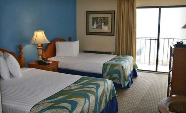 Kid Friendly Hotel Near Myrtle Beach Boardwalk